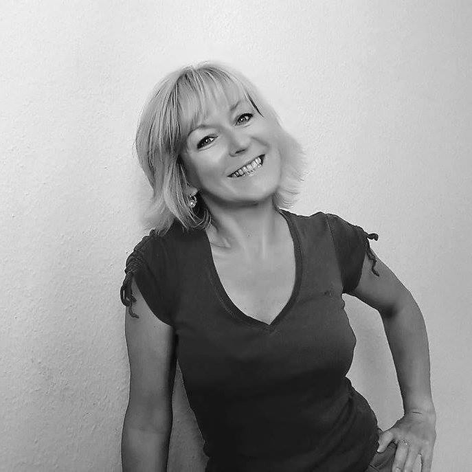 Yoga-Lehrerin Brigitta Kraus